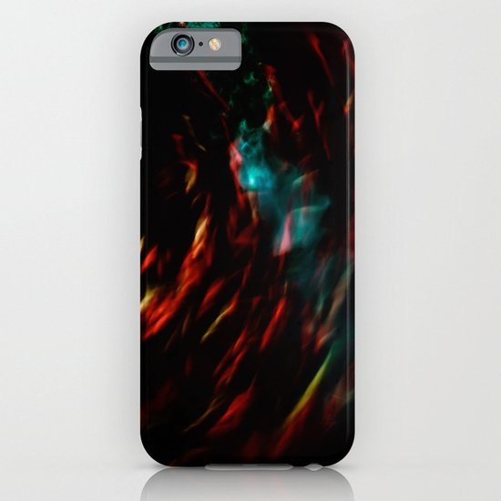 Abstract goldfish iPhone & iPod Case
