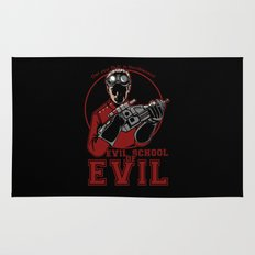 Dr. Horrible's Evil School of Evil Rug