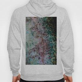 Mermaid in Abstract Hoody