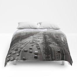 Paris Landscape 2 Comforters