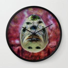Tripfish One Wall Clock