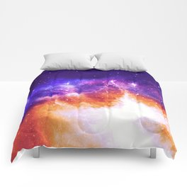 Stars & Flames Comforters