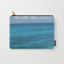 Caribbean Sea Carry-All Pouch