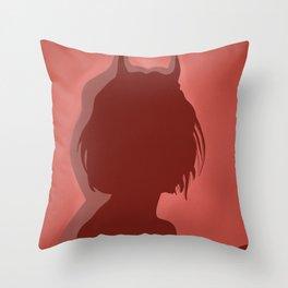 She Devil Throw Pillow