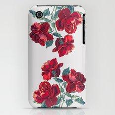 Red Roses iPhone (3g, 3gs) Slim Case