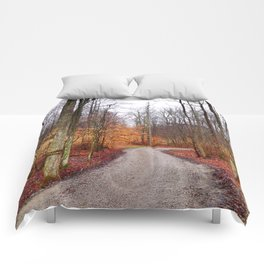 Ivy Point Comforters
