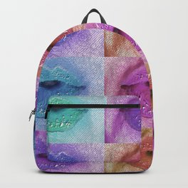 Sexy Candy Kisses Mouth Lipstick Backpack