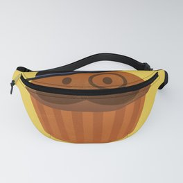 English Muffin Fanny Pack
