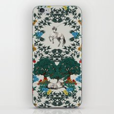 Medieval Tapestry iPhone & iPod Skin