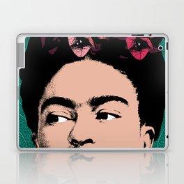 Floral Frida Laptop & iPad Skin
