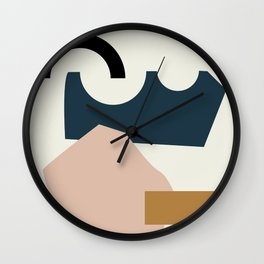 Shape Study #29 - Lola Collection Wall Clock