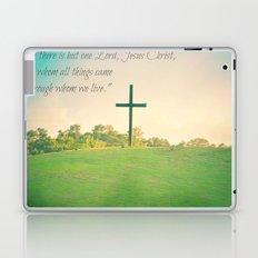 1 Corinthians. Laptop & iPad Skin