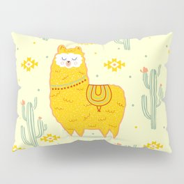 Alpaca summer Pillow Sham