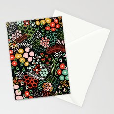 Winter Bouquet Stationery Cards