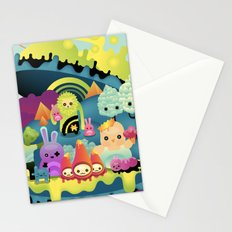 little people Stationery Cards