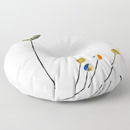 Style Blossoms Floor Pillow