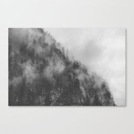 Moody clouds 3 Canvas Print