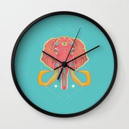 psyphant Wall Clock