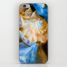 Impressionistic Shell Game iPhone & iPod Skin
