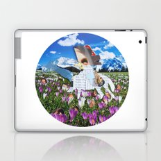 Surreala Alpina 33 · Crop Circle Laptop & iPad Skin