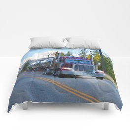 Trans Canada Trucker Comforters