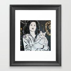 Riply and Jones Framed Art Print