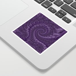 Deep Purple Sticker
