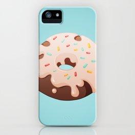 Sprinkle Donut iPhone Case