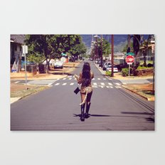 Walk of Fame Canvas Print