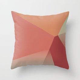 Geo I Throw Pillow