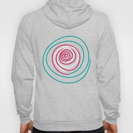 Spiral Thread Hoody