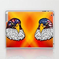 Confederate and Union Eagles Laptop & iPad Skin