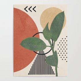 Nature Geometry III Poster