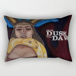 Santanico Pandemonium Rectangular Pillow