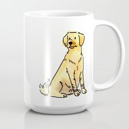 Latte - Dog Watercolour Coffee Mug