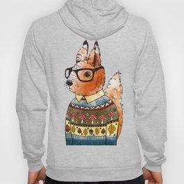hipsta Squirrel Hoody