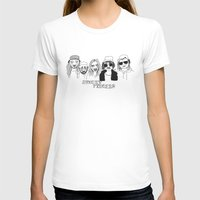 T-shirts featuring Sticky Fingers  by ☿ cactei ☿