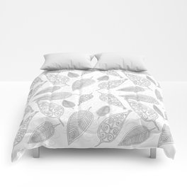 Color Me Leaves Comforters