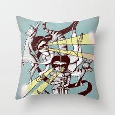 Hiros Throw Pillow