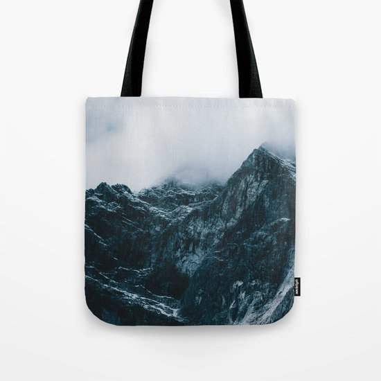 Cloud Mountain - Landscape Photography Tote Bag