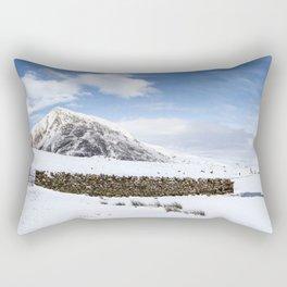 A Winter Wonderland Rectangular Pillow