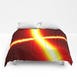 Disco light Comforters