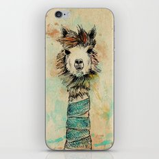 Lama iPhone & iPod Skin