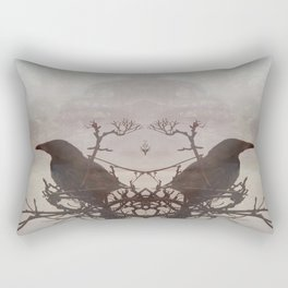 Hugin & Munin Rectangular Pillow
