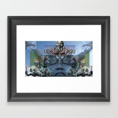 SC REMIX3~ ONE MORE COME Framed Art Print