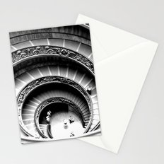 Spiral Staircase, Vatican Museum Stationery Cards