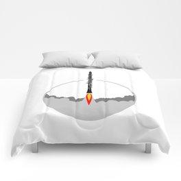 Oboe rocket Comforters