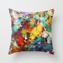 Fuse Throw Pillow