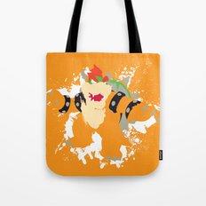 Bowser Paint Tote Bag