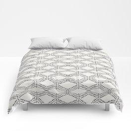 Cleo - boho diamond Comforters